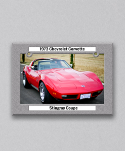muscle car trading cards